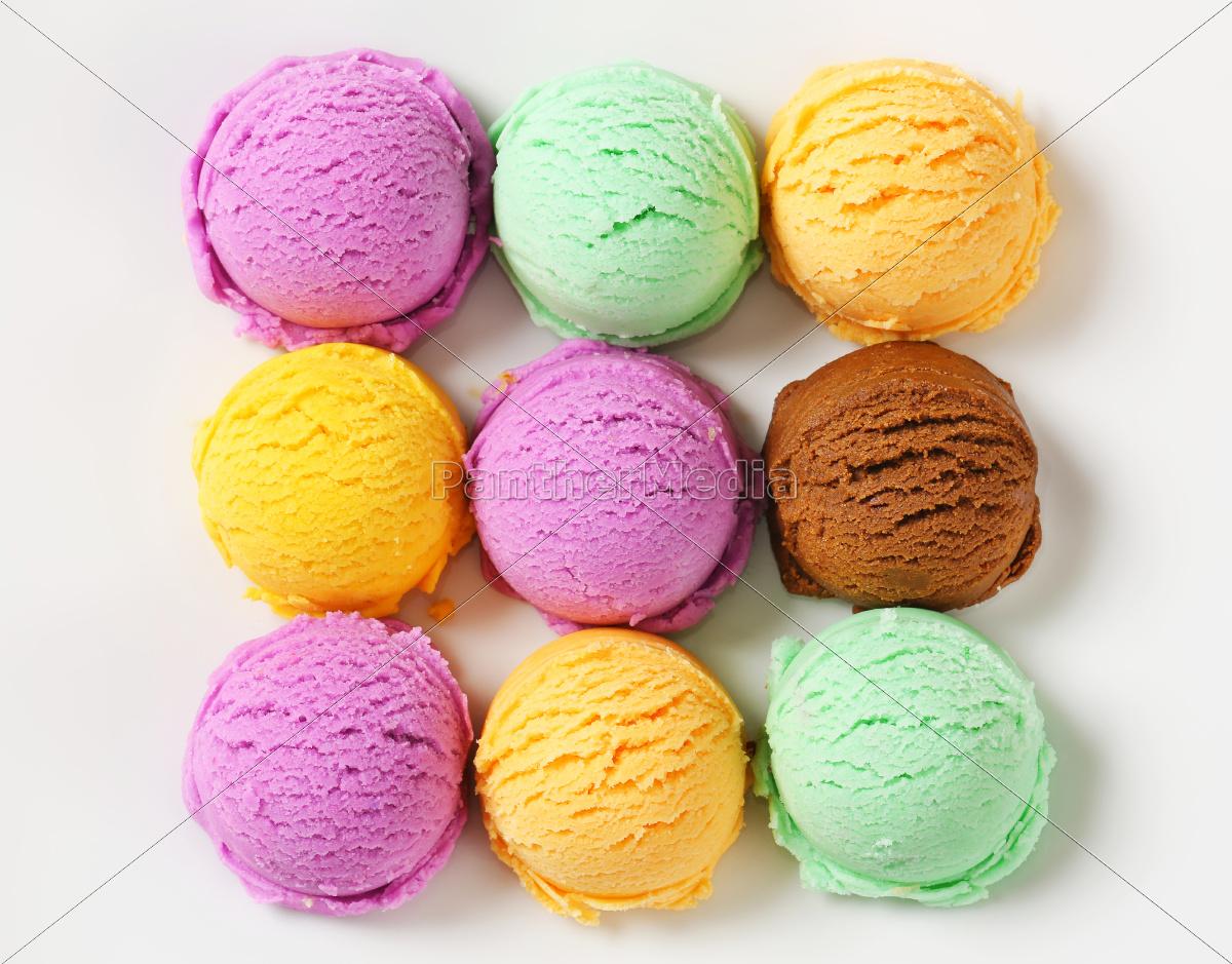 assorted, ice, cream - 10332235