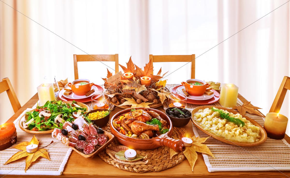 festive, dinner - 10332279