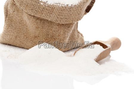 flour still life