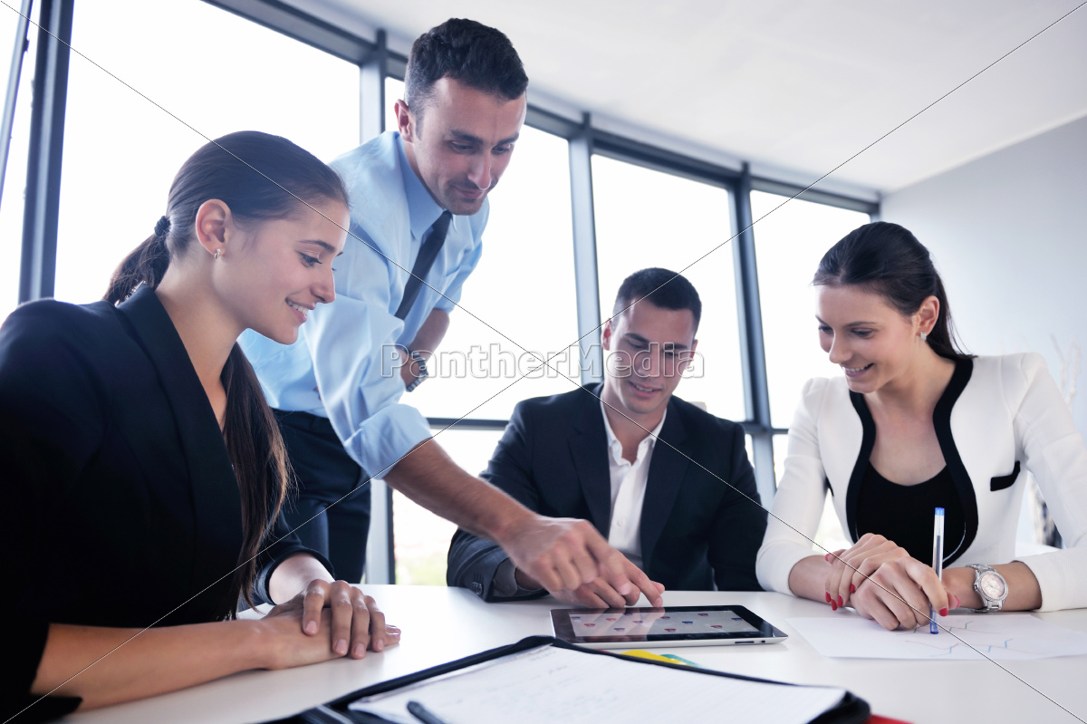business, people, group, in, a, meeting - 10334537