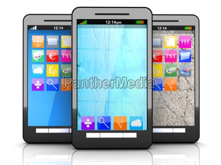 smartphones - 10334105