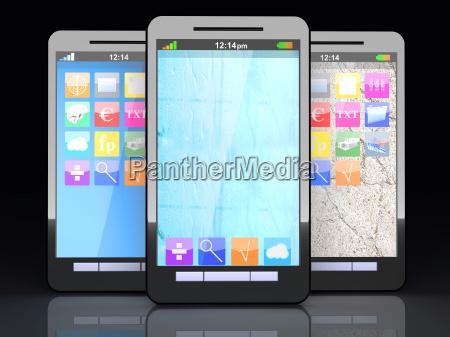 smartphones - 10334111