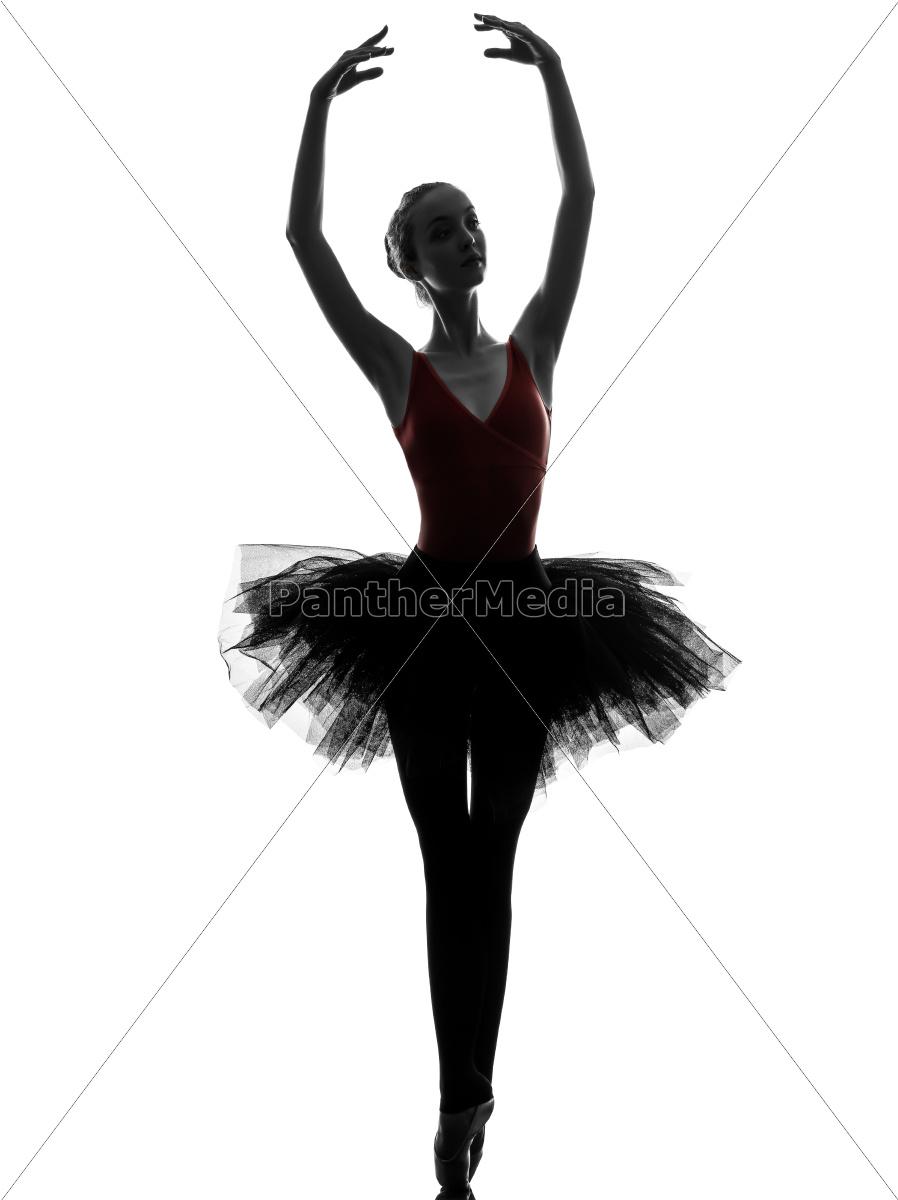 young, woman, ballerina, ballet, dancer, dancing - 10335199