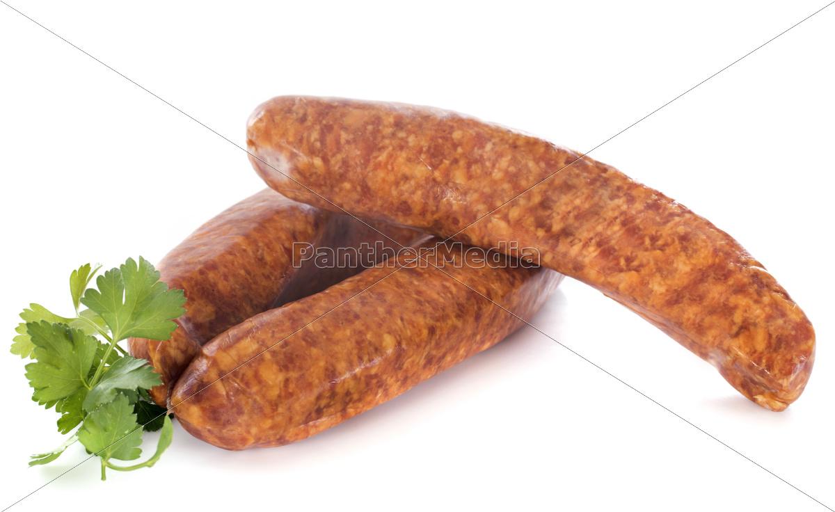 montbeliard, sausagesz - 10336481
