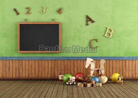 vintage, play, room - 10353811