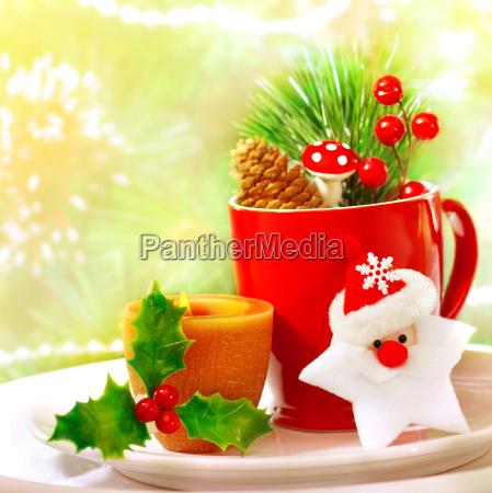 christmas utensil set