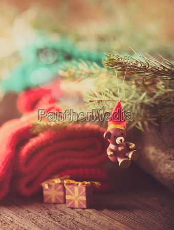 christmas, rustic, decoration - 10391469