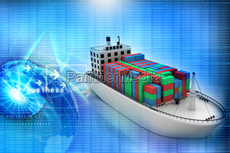 container, ship - 10392553