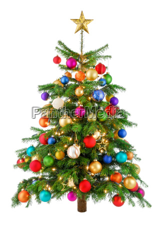 cheerful colorful christmas