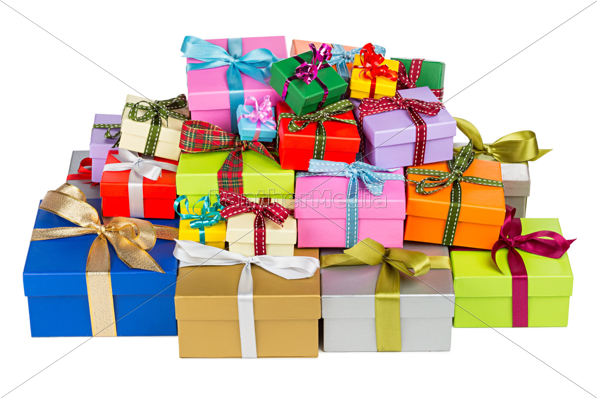 colorful, gift, boxes - 10415185