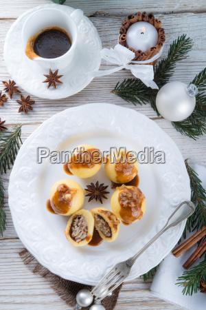 potato, dumplings, with, a, meat, filling - 10419529