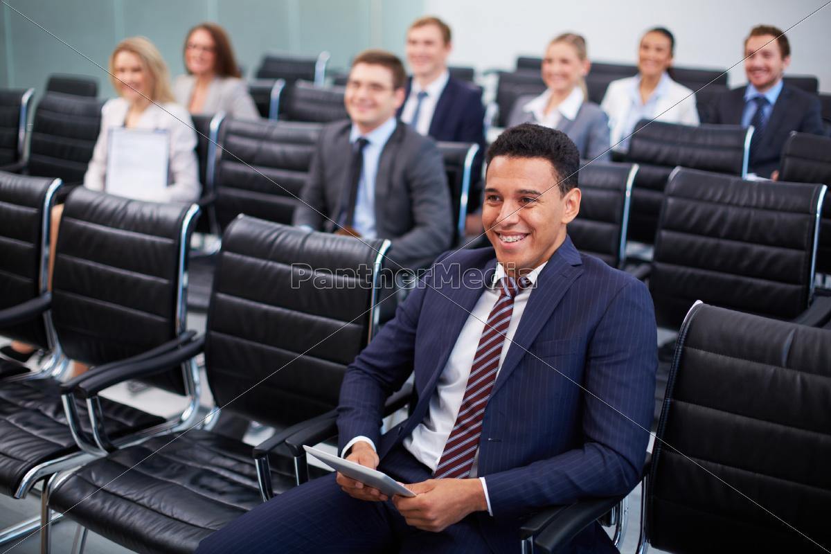 successful, businessman - 10422549