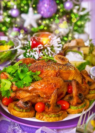 tasty, oven, baked, chicken - 10455059