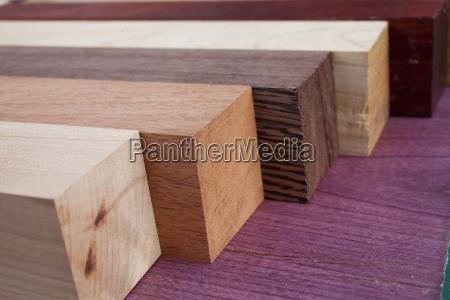 precious wood scantlings