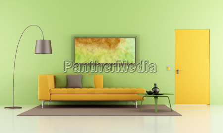 colorful, modern, living - 10457855