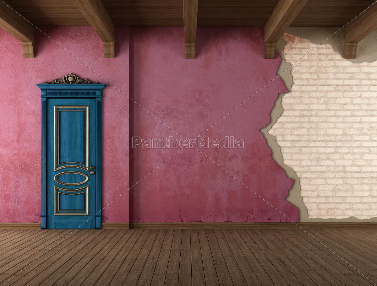 grunge, old, room - 10458159