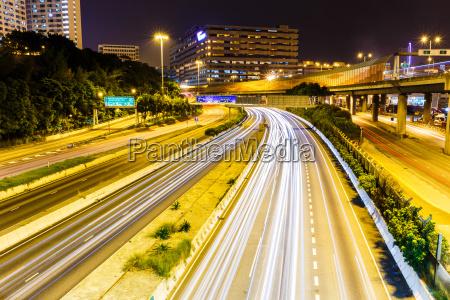 hong, kong, traffic - 10460873