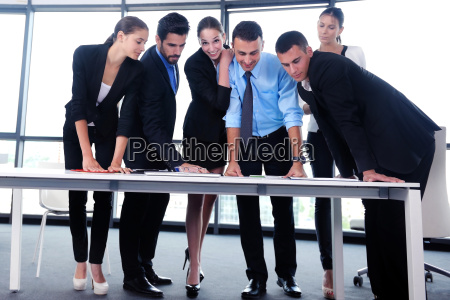 business, people, group, in, a, meeting - 10465287