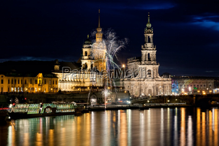 new years eve in dresden