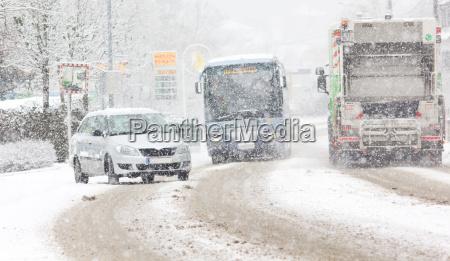 snow chaos