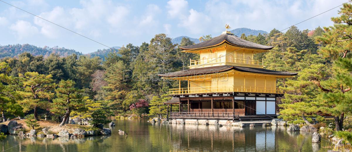 golden, temple, panorama - 10483483
