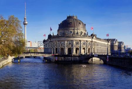 bodmuseum on the museum island berlin