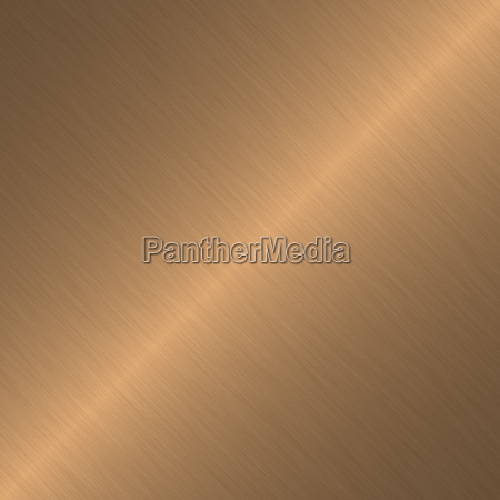 copper with linear structure as background