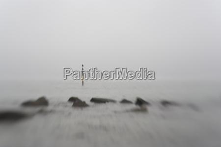 sea of u200bu200bpomerania with pinhole