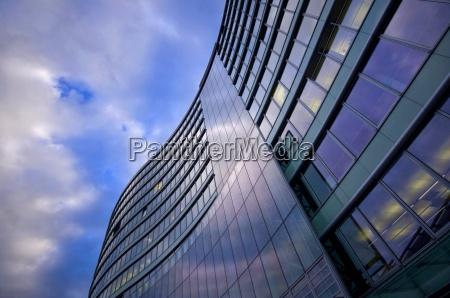 financial district frankfurt