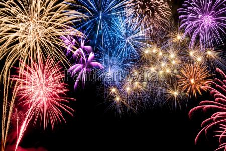 atmospheric fireworks