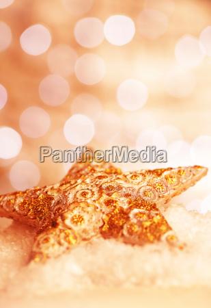 beautiful star decoration