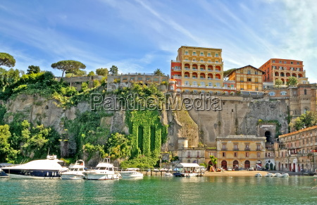 port of sorrento italy