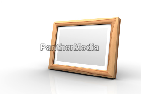 picture frame made of wood
