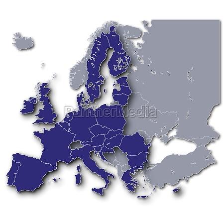 europe and its eu membership