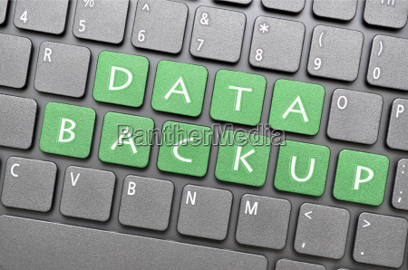data backup on keyboard