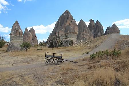 nostalgic cappadocia