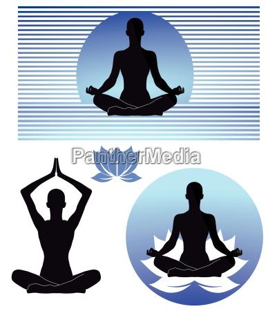 yoga mark