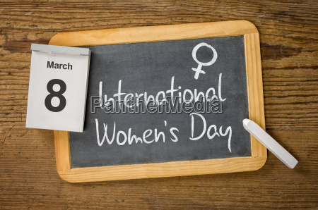 international womens day march 8
