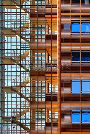 skyscraper at potsdamer platz berlin