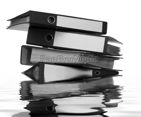 sunken folders