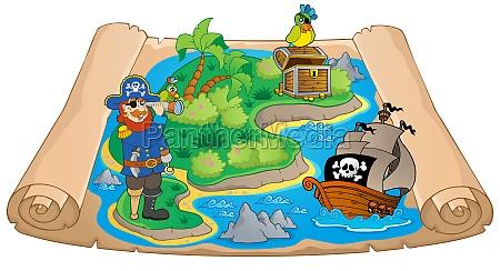 treasure map topic image 7