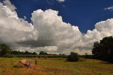 storm clouds deduction