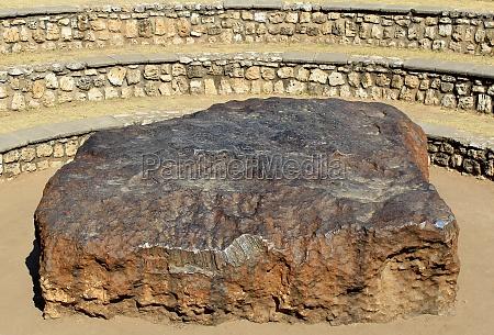 hoba meteorite the largest meteorite