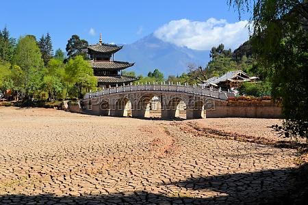 drought in china soil cracks global