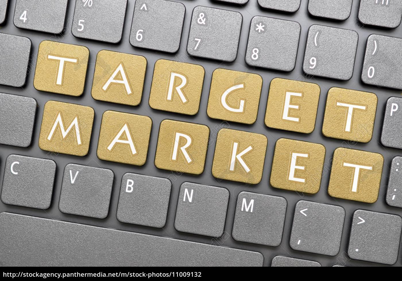 target, market, on, keyboard - 11009132