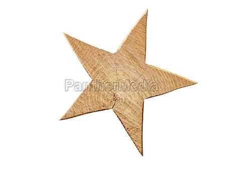 star wood brown growth rings