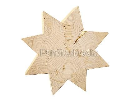 star fir brown