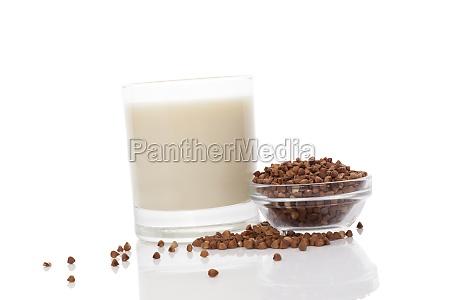 buckwheat milk