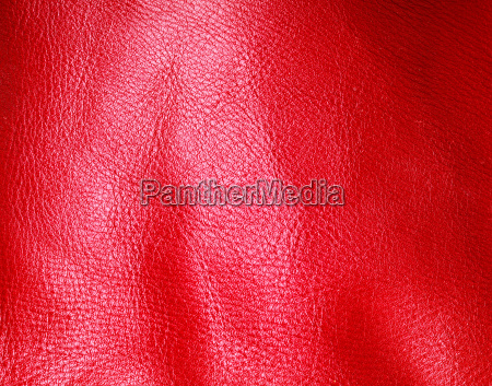 texture of folds vivid red skin