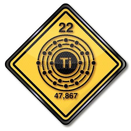 chemical element titanium